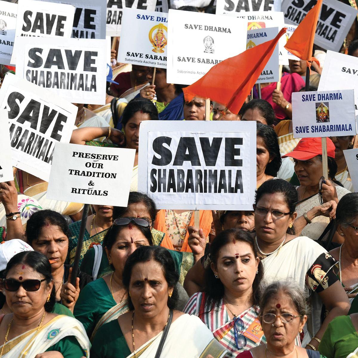 BJP campaign on Sabarimala: Minoritisation of Hindus?
