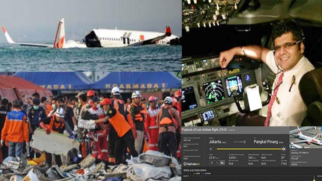 Indonesia Lion Air crash: Black box data shows that pilots struggled to control plane