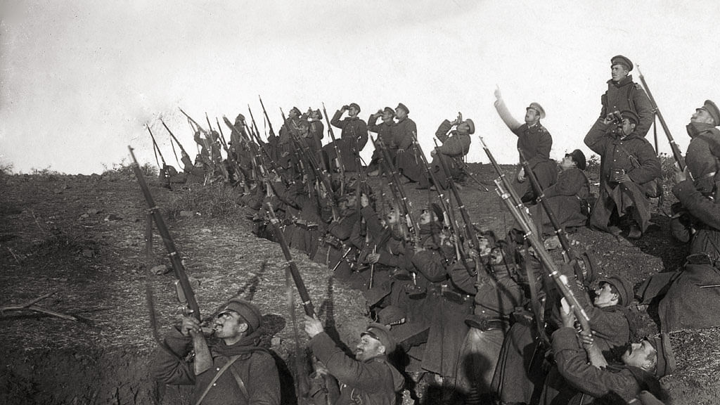 Lessons from World War I: The perils of nationalism