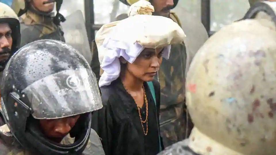 Sabarimala: Activist Rehana Fathima arrested for  'hurting religious sentiments' on FB