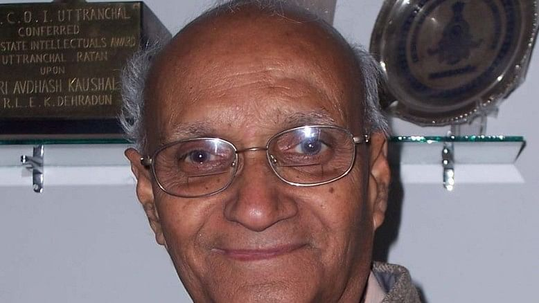 Eminent environmentalist Avdhash Kaushal acquitted from a 1998 case