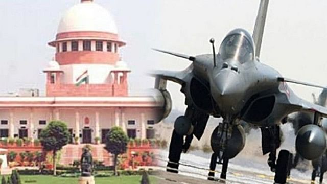 Rafale deal: Modi govt informs SC about reason for buying 36 jets; keeps mum on Reliance, price