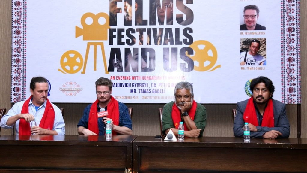 Hungarian film festival: Window to small film industry but great filmmakers