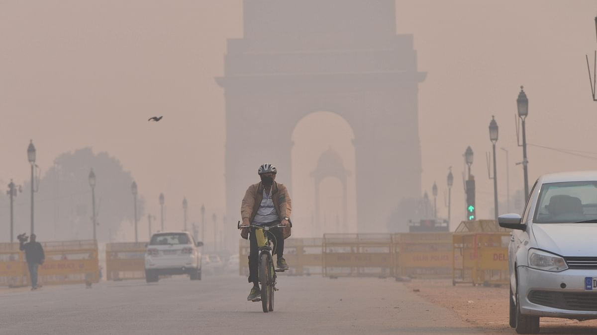 Air Quality Index in Delhi worst in the world, Lahore second