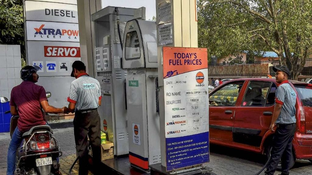 Petrol price crosses Rs 80-mark in Delhi for first time since 2018, diesel at new high