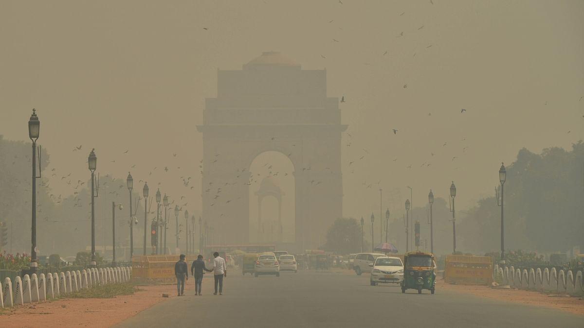 Delhi's air quality improves marginally, but still in 'poor' category