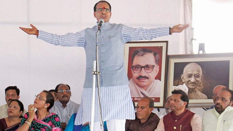 Madhya Pradesh: Shivraj singed by price rise, unemployment
