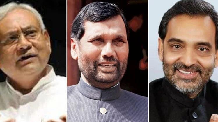 Rift in Bihar NDA: LJP, RLSP demand same number of LS seats in Bihar as in 2014