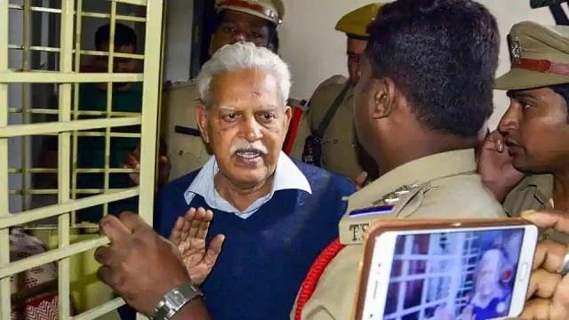 Consider Varavara Rao's age, health while making submissions: Bombay HC to NIA