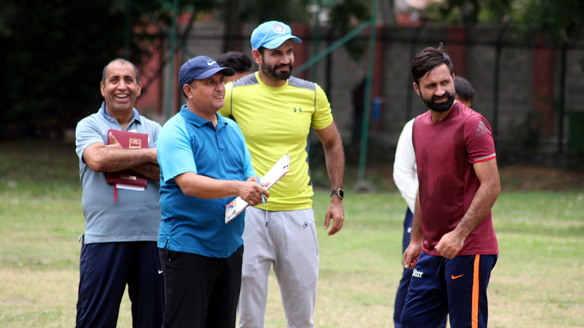 Bringing the Kashmiri youth into the national mainstream through cricket