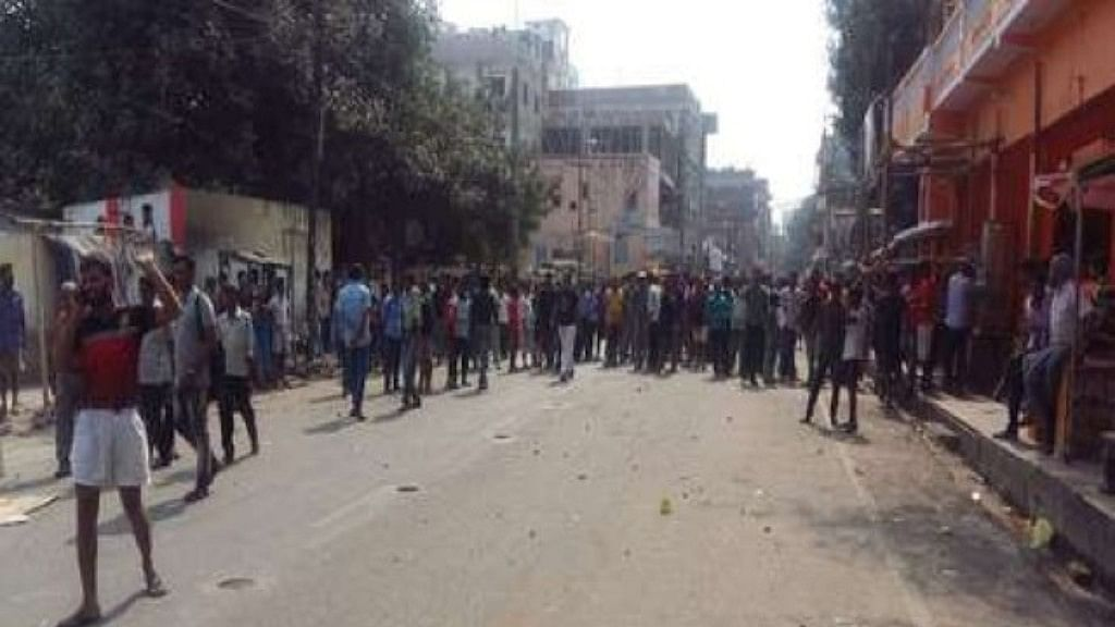 Patna: Over 300 policemen go on rampage over death of fellow constable
