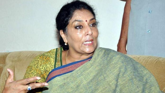 Cong leader Renuka Chaudhary slams BJP MLA who proposed name change for Hyderabad