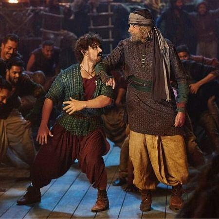 Thugs of Hindostan: If only it were less Bollywoodised…