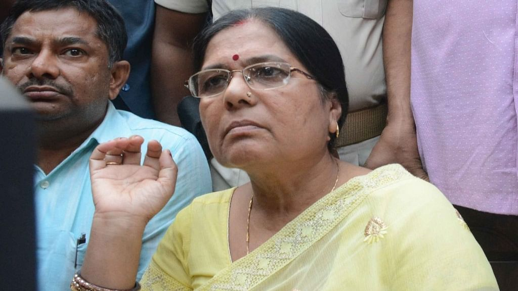 Muzaffarpur rapes: absconding Bihar ex-minister Manju Verma surrenders