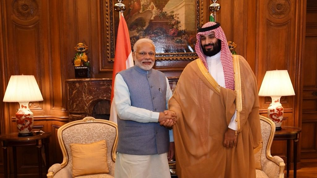 G20: In the backdrop of Khashoggi killing row, PM Modi meets Saudi Prince