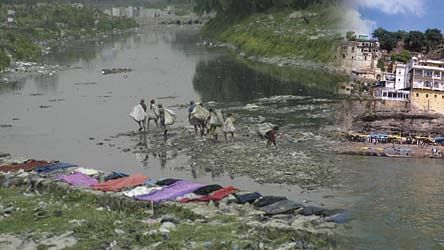 Gujarat: Groundwater around Narmada turns yellow; NGO demands action from Centre