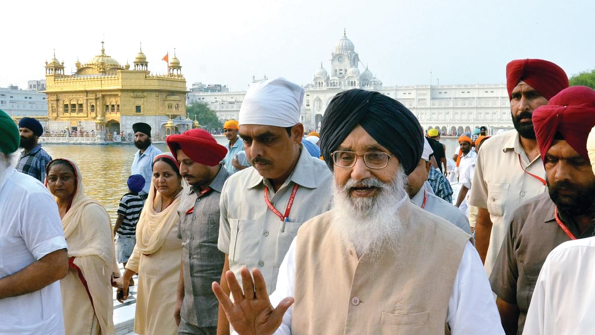 Punjab: SAD's sad saga