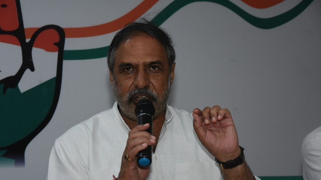 We didn't demonise Modi; BJP insulted ex-PMs says Anand Sharma