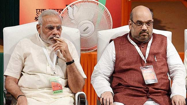 2019 Lok Sabha polls: Modi-Shah are confused over strategy with nothing in their favour