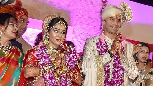 Lalu Prasad's elder son Tej Pratap files for divorce 5 months after wedding