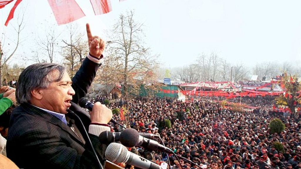 CPI(M) leader Tarigami, calls for united struggle against NDA'S anti-labour policies