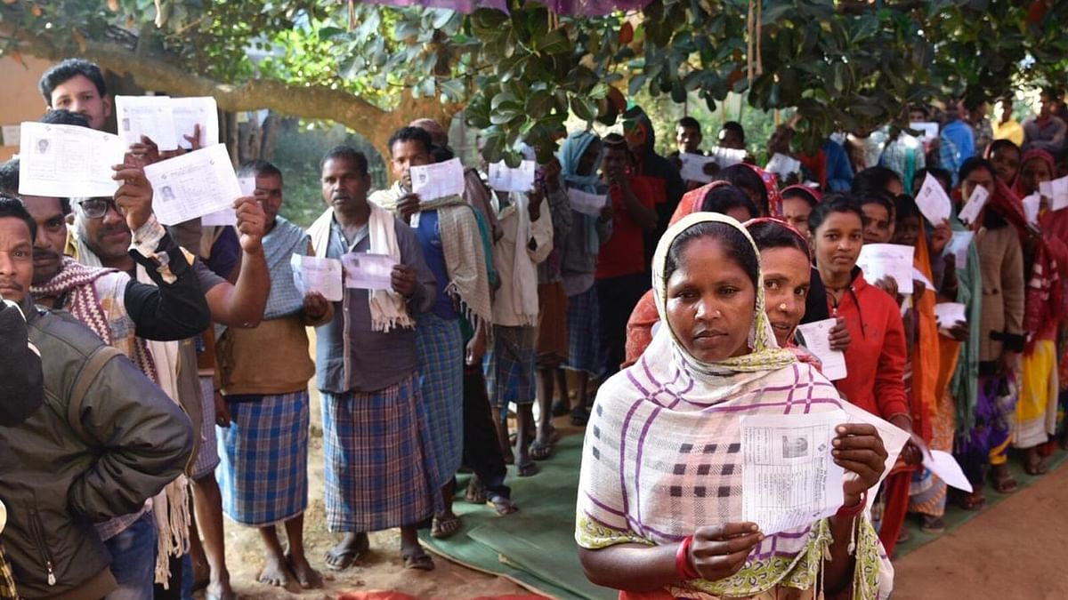Chhattisgarh Assembly elections: Over 70% vote in the state's red corridor in first phase