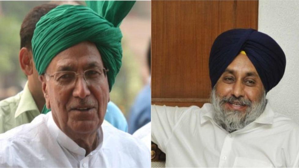 2019 LS polls: Badal-led SAD, Chautala's INLD facing severe crises because of family feuds