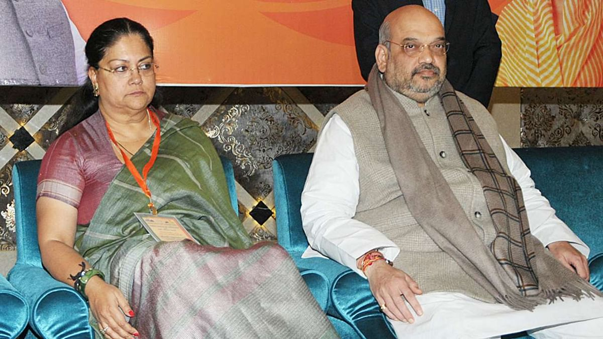 Rajasthan: Nothing seems to be going right for the ruling BJP