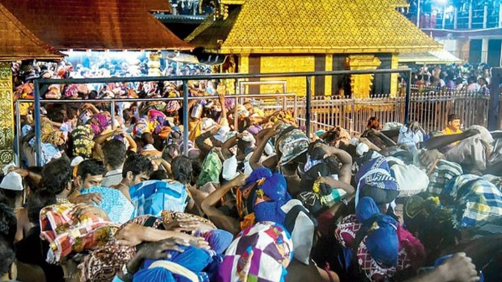 Sabarimala: Section 144 imposed; Kerala prepares for reopening on Nov 5