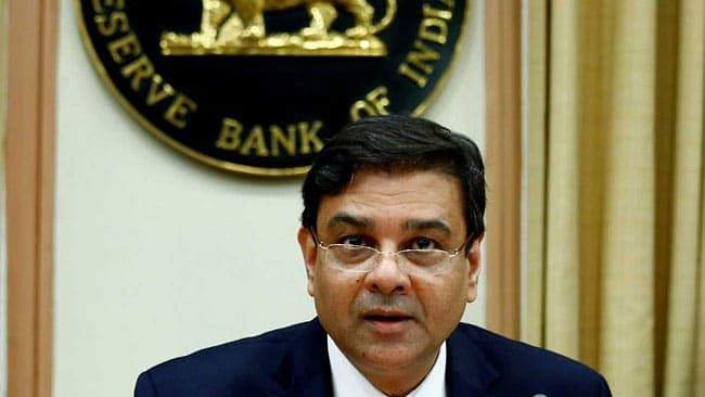 RBI sticks to its stand; Urijit Patel says 'reserves not for normal needs, must not be touched'