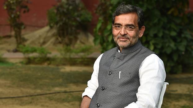 RLSP chief Upendra Kushwaha set to join UPA in Delhi today