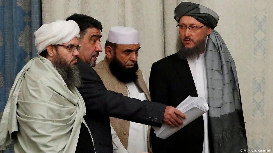 Afghan Taliban begins peace talks in Iran