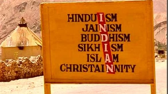 Identity politics has trampled secular values; India is not a 'Hindu nation'