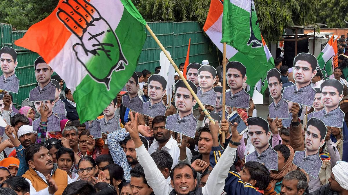 Majority of Rajasthan ministers lose in Rajasthan Assembly elections