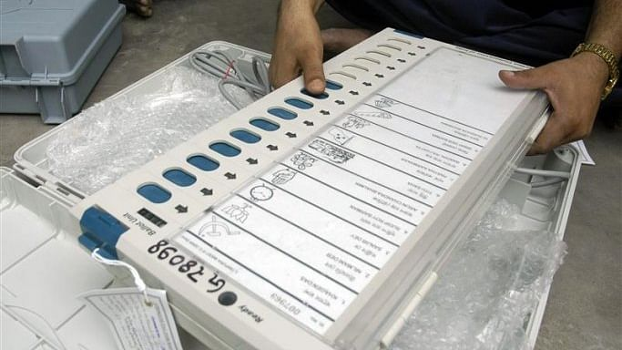 Let the EC confirm if  EVM  chip is 'One Time Programmable' (OTP)