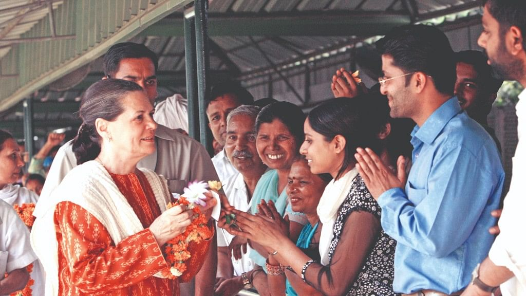 Sonia Gandhi, a friend of the poor