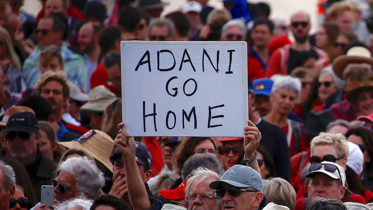 Adani Group announced work on Australian Coal mine without approvals