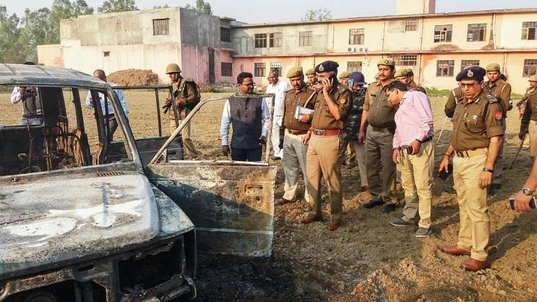 Police claim arrest of prime accused in Bulandshahr violence