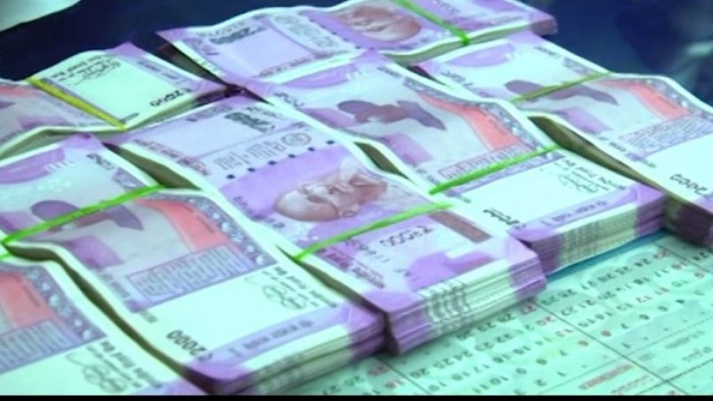 Telangana cops seize ₹3.5 crore ahead of Assembly polls