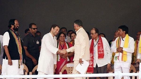Telangana Elections: TRS, Congress-led 'Praja Kutami' locked in tough battle