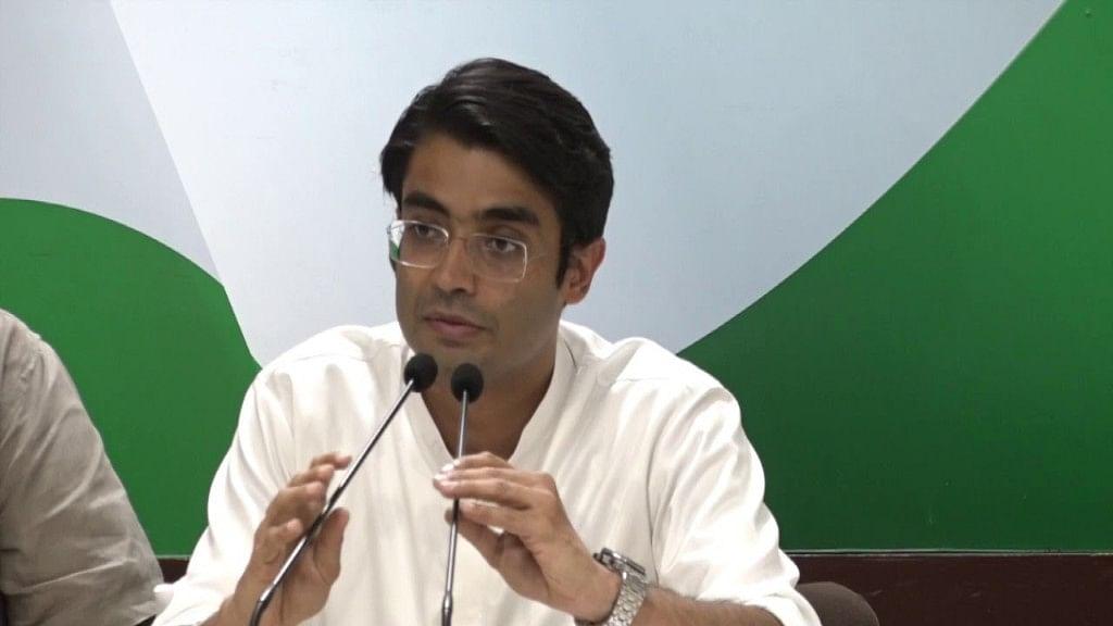 Jaiveer Shergil on Agusta case: BJP linking Congress with Michel is like pot calling kettle black