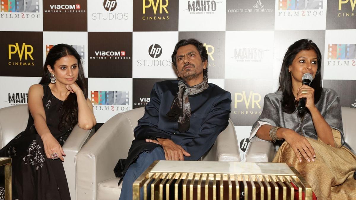 Artistes, writers urge Pakistan PM to lift 'Manto' ban