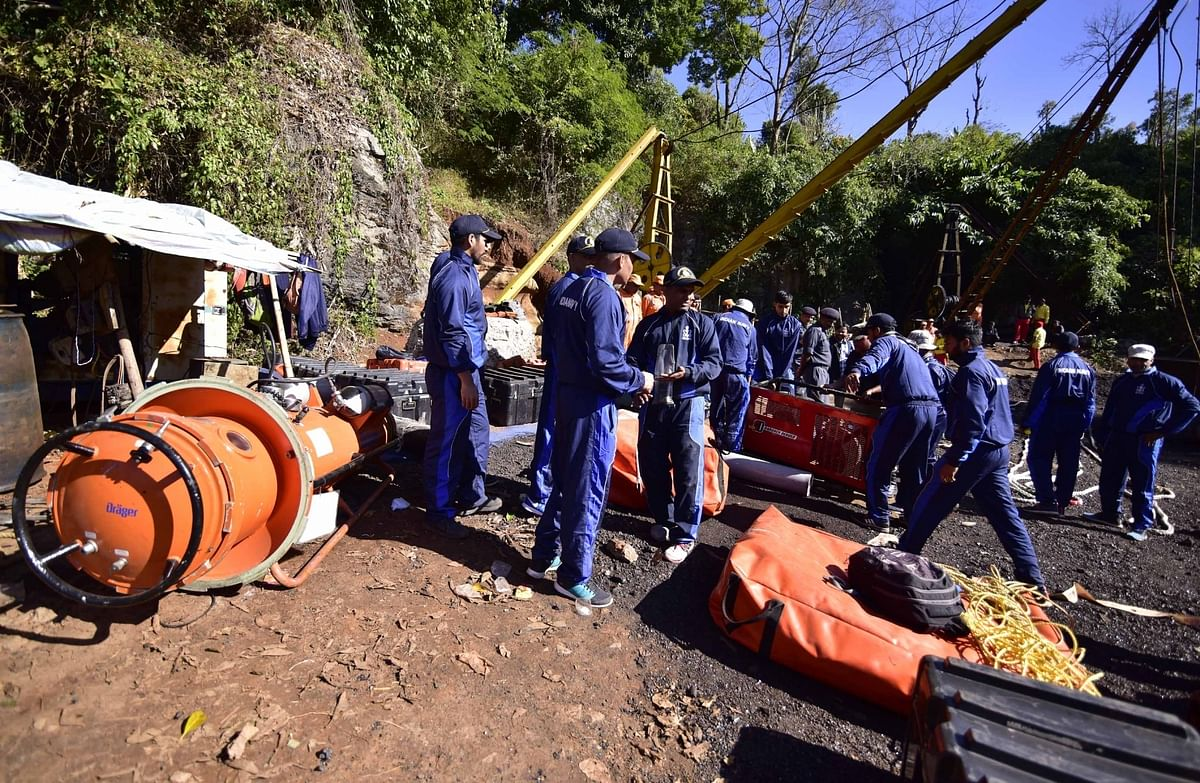 Day 19: Meghalaya miners: Rescue ops continue but nothing found yet