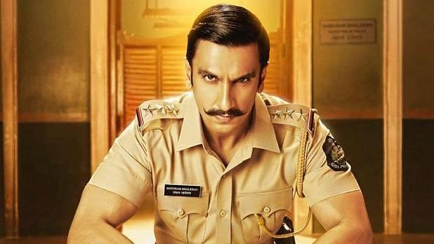 Simmba and the men in khaki in Hindi films