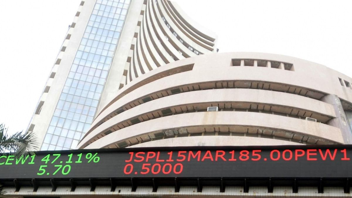 Sensex rises over 200 points to hit record high of 39,565.82 in early trade