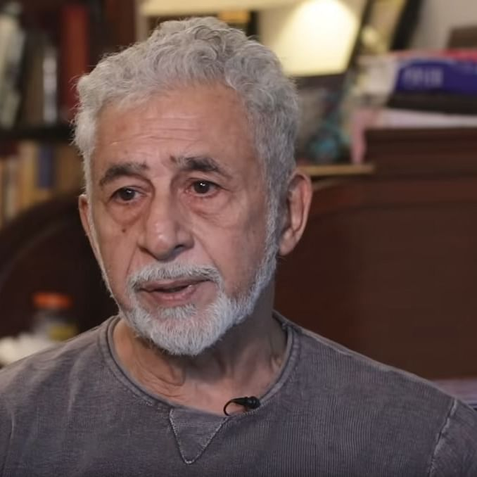 Naseeruddin Shah on his new projects