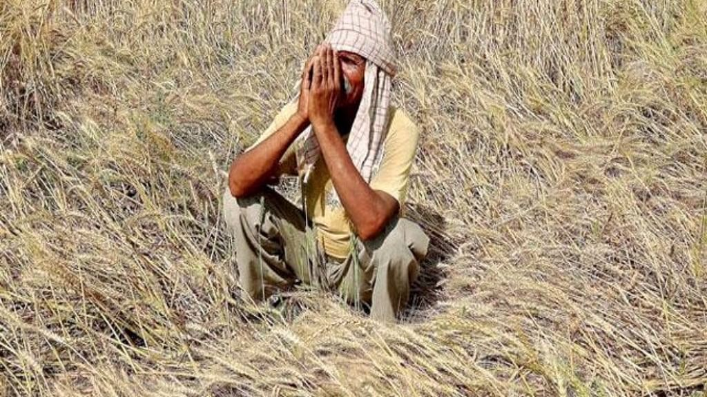 Modi  government remains silent on deteriorating farmers condition