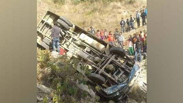 Bulandshahr: 7 dead as bus runs over people sleeping by the road