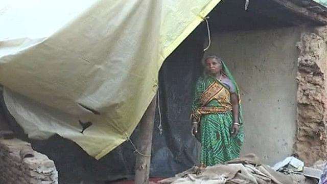 Chhattisgarh: An entire house stolen, a new record broken by Raman govt under PM Awas Yojana