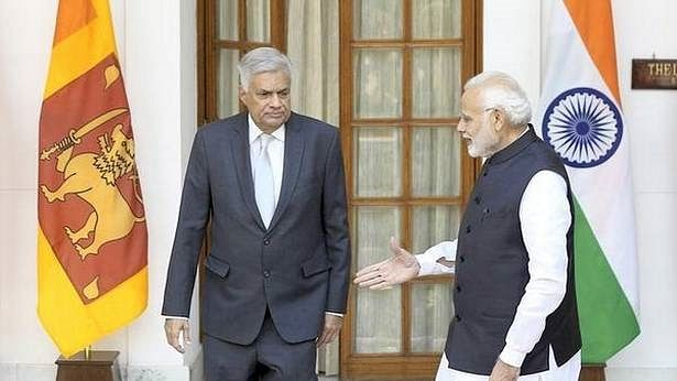 India welcomes resolution of Sri Lankan political crisis